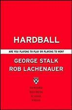 Hardball: Are You Playing to Play or Playing to Win-ExLibrary