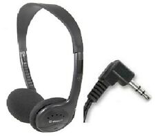 LIGHTWEIGHT DIGITAL STEREO HEADPHONES COMPUTER iPAD/iPOD/MP3
