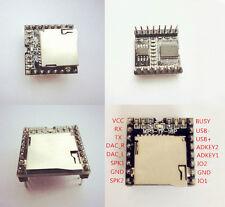 MP3 Sound Module U-disk Audio Player TF Card Voice Module for Arduino