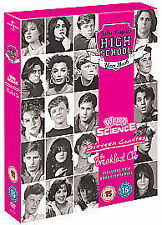 JOHN HUGHES 3 MOVIE COLLECTION BOX SET 16 CANDLES WEIRD SCIENCE BREAKFAST CLUB