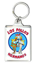 LOS POLLOS HERMANOS BREAKING BAD KEYRING LLAVERO