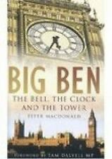 Big Ben: The Bell, the Clock and the Tower, MacDonald, Peter, Acceptable Book