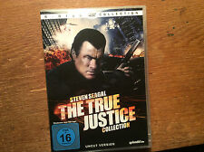 The True Justice Collection [6 DVD]  FSK16 Steven Seagal