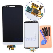 For LG G3 D850 D851 D855 VS985 LS990 LCD Digitizer+Touch Screen Replace White US