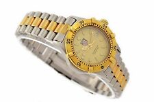 Vintage Tag Heuer 2000 Series Stainless Steel WE1420-R Ladies Watch 1317
