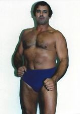 BARON MIKEL SCICUNA 8X10 PHOTO WRESTLING PICTURE WWF