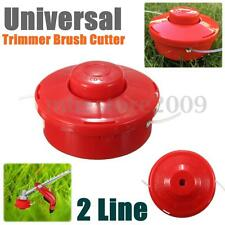 2 Line Universal Bump Feed Strimmer Trimmer Brush Cutter for Brushcutter Head