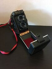 Yashica Mat-124G Medium Format TLR Film Camera with case
