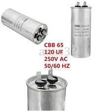 CBB65 250V AC 120uF 50/60Hz Capacitor for Air Washing Machine Start Running