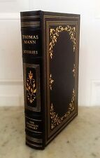 FIVE STORIES Thomas Mann Franklin Library Limited Edition Leather