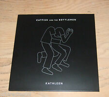 "Catfish and the Bottlemen ""Kathleen"" 7 inch white vinyl single. New. Rare."