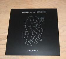 """Catfish and the Bottlemen """"Kathleen"""" 7 inch white vinyl single. New. Rare."""