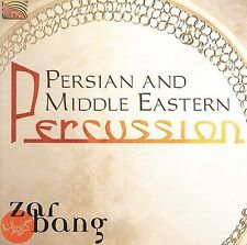 Persian and Middle Eastern Percussion, New Music