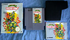 TEENAG MUTANT HERO TURTLES II: THE ARCADE GAME - NINTENDO NES - PAL B ESPAÑA
