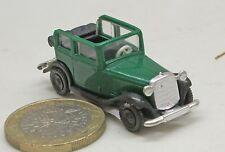 Brekina  1102:  Opel P4   offen,  grün