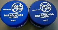 Red One Maximum Contrôle Bleu Aqua Cire De Bubblegum Style Indestructible 150ml