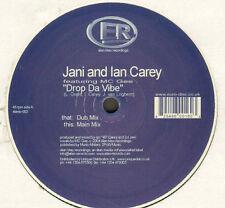 DJ JANI & IAN CAREY - Drop Da Vibe - Elan bleu
