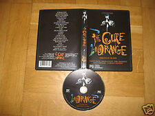 CURE, THE - In Orange DVD ULTRA RARE goth rock SISTERS OF MERCY
