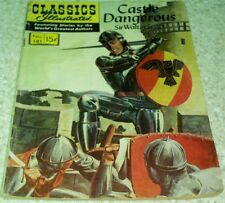 Classics Illustrated 141: Castle Dangerous, VG (4.0) HRN141, 40% off Guide