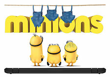 15.6 inch Minions-Laptop Vinyl Skin/Decal/Sticker/Cover -Somestuff247-LC019
