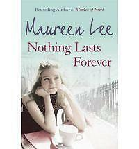MAUREEN LEE_____NOTHING LASTS FOREVER_____BRAND NEW