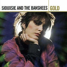 Gold by Siouxsie and the Banshees (CD, Sep-2005, 2 Discs, Polydor)