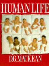 Human Life by D. G. Mackean (Paperback, 1988)