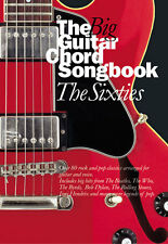 Guitar Chord Songbook The Sixties 60s Learn to Play Pop Lyrics Music Book