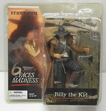 BILLY THE KID Mcfarlane Toys 6 Six faces of Madness Action Figure 2004 NIP