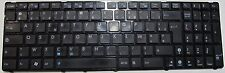 French AZERTY keyboard Model NSK-UGC0F from ASUS X53 laptop