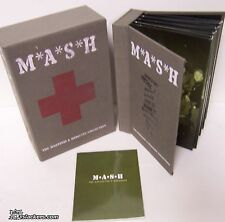 M*A*S*H - Martinis and Medicine Collection (36-DVDs) VINTAGE 1970's TV Army WAR