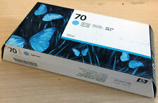 HP 70 #70 Genuine Light Cyan C9390a Ink Cartridge NEW Z3100 Z2100 dated 2015