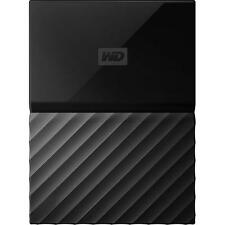 Western Digital 2TB My Passport HDD External Portable Hard Disk WD WDBYFT0020BBK
