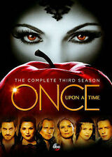 Once Upon a Time: The Complete Third Season (DVD, 2014, 5-Disc Set)