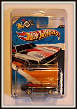 hot wheels 2012 super treasure hunt 69 camaro w/protecto pak