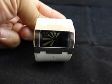REAR KENNETH COLE NEW YORK SPECIAL LCD TIME QUARTZ MEN WATCH A126-04 KC2332