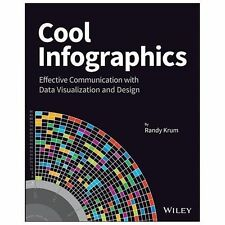 COOL INFOGRAPHICS (9781118582305) - RANDY KRUM (PAPERBACK) NEW