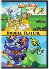 Tom & Jerry Back To Oz / Wizard Of Oz Mfv (2017, REGION 1 DVD New)