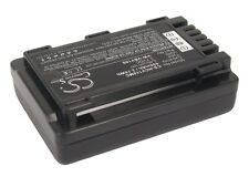 UK Battery for Panasonic HC-V110GK VW-VBY100 3.7V RoHS