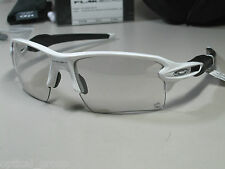OAKLEY PHOTOCHROMIC FLAK 2.0 XL OO9188-51 SPORTS CYCLING GLASSES OZ seller