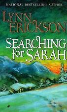 Searching for Sarah, Erickson, Lynn, Good Book