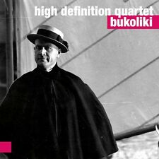 CD HIGH DEFINITION QUARTET  Bukoliki (FOR TUNE 2015)