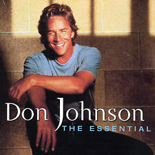 The Essential by Don Johnson (CD, Jan-1998, Sony Music Media) New/Sealed