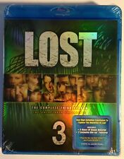 LOST- The Complete Third Season - NEW MINT SEALED BLU-RAYS!!