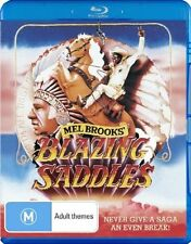 Blazing Saddles Blu-ray Discs NEW