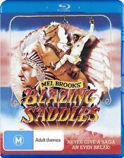 Blazing Saddles (1974) Mel Brooks, Gene Wilder, Madeline Kahn - Blu-Ray - NEW