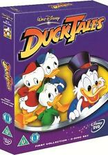 Duck Tales Collection 1 Series 1 Volume Region 4 New DVD (3 Discs)