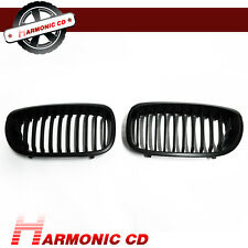 Fit For BMW E46 2001-2006 M3 Coupe Model Only Black Front Kidney Grill Grille