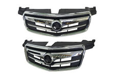 HOLDEN CRUZE JG 5/2009-2/2011 CHROME MOULDING AND FRAME FRONT GRILLE