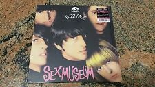 Sex Museum ‎– Fuzz Face ' LP MINT & SEALED 2016 ANNIVERSARY LIMITED